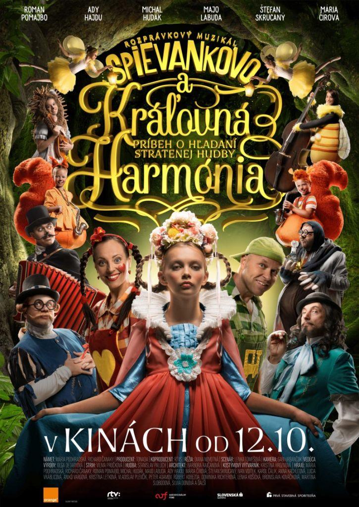 Spievankovo a Kráľovná Harmónia 1