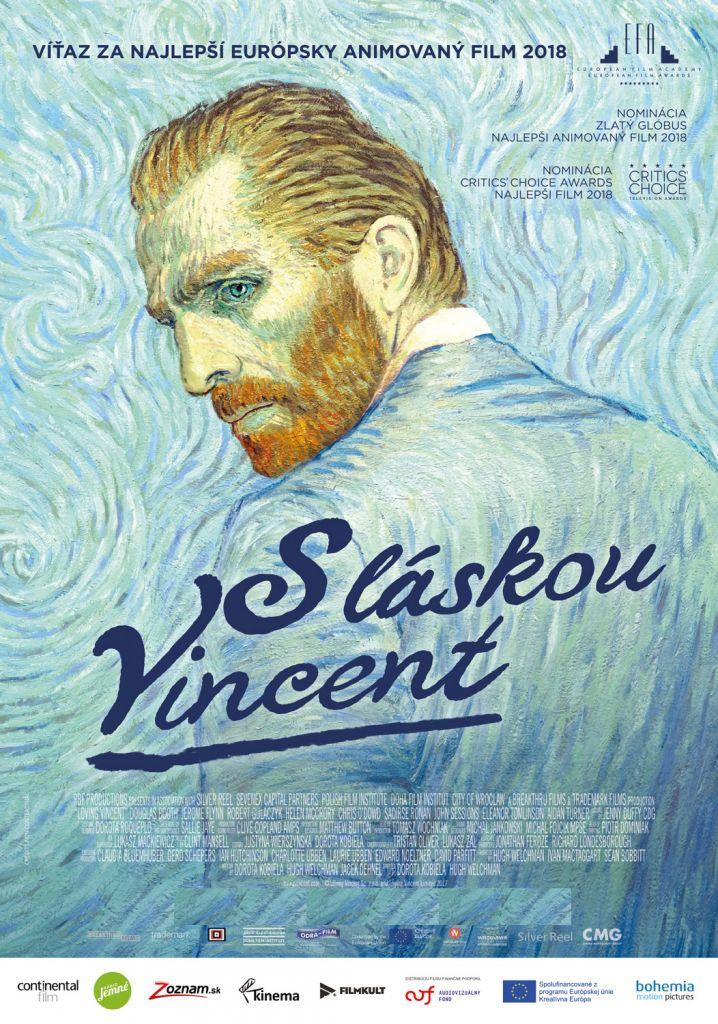 S láskou Vincent 1