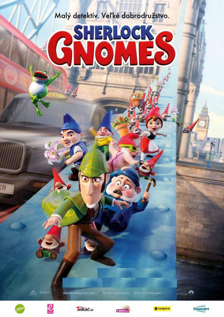 Sherlock Gnomes 1