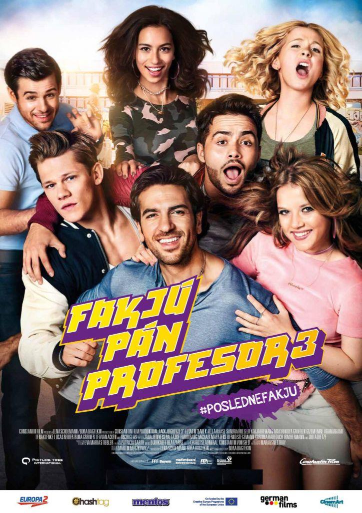 Fakjú pán profesor 3 1