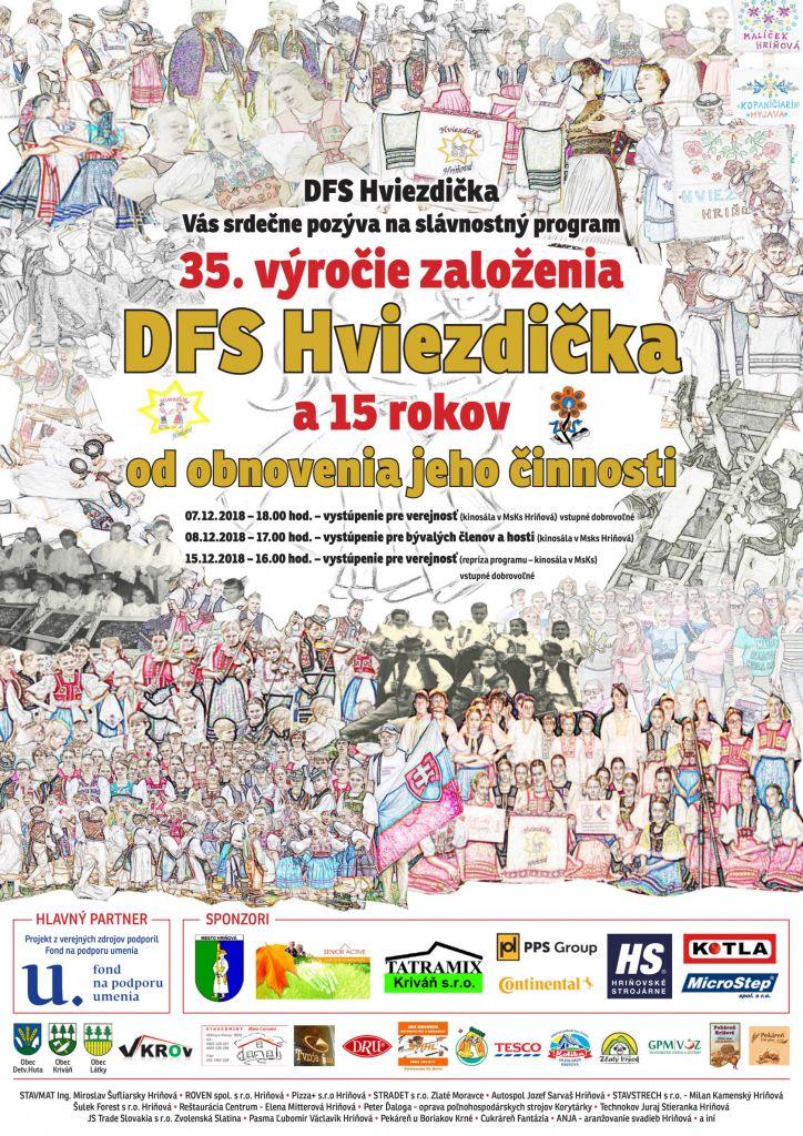 35.výročie DFS Hviezdička