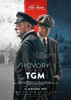 Hovory s TGM 1
