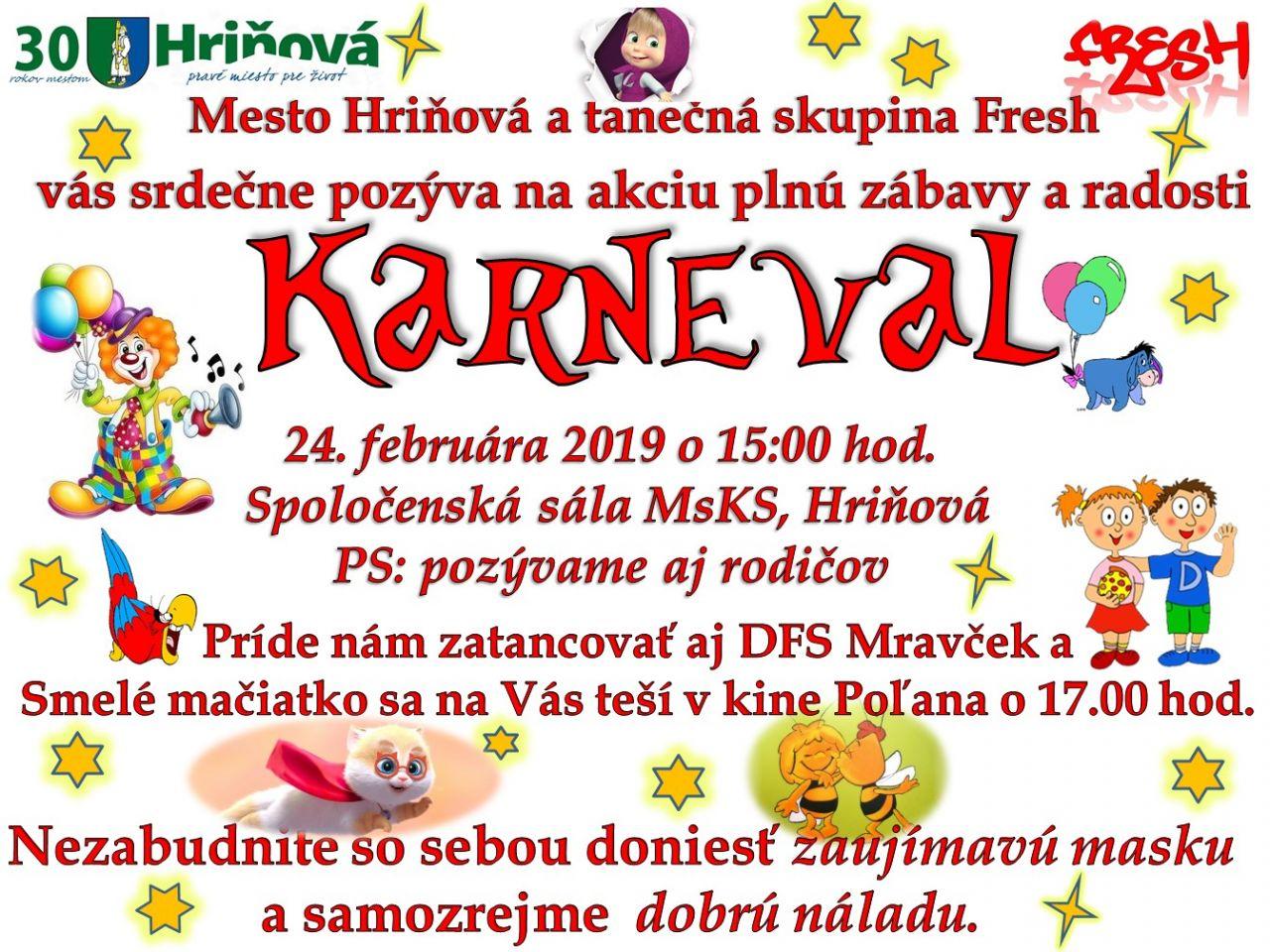 Karneval 1